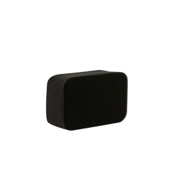 Vaahtomuovinen sieni Black – Kiiltokauppa
