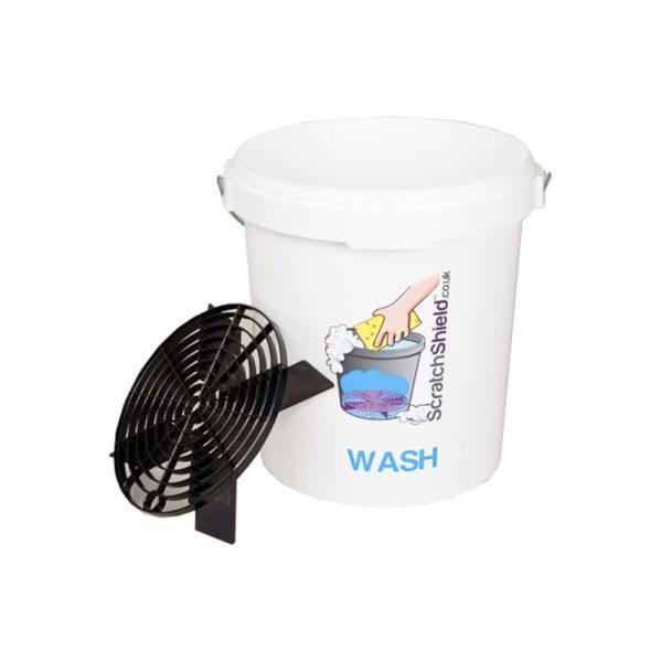Pesuämpäri 20 L,  hiekanerottimella – Kiiltokauppa