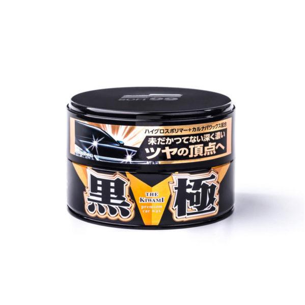 Autovaha – Soft99 Extreme Gloss Wax The Kiwami Black, 200 g