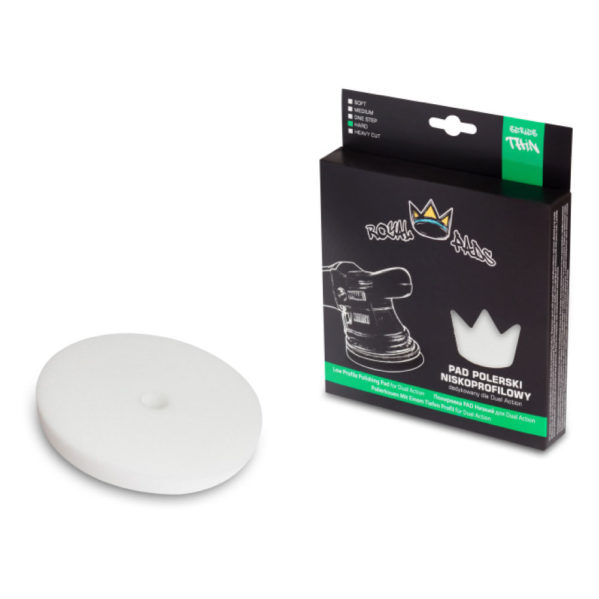 Vaahtomuovilaikka Hard – Royal Thin – Royal Pads