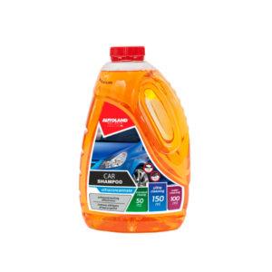 Autoshampoo, puhdistava – Vahva tiiviste 3 L – Autoland