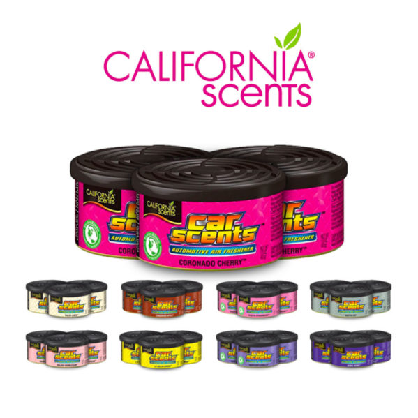 Ilmanraikastin – California Car Scents