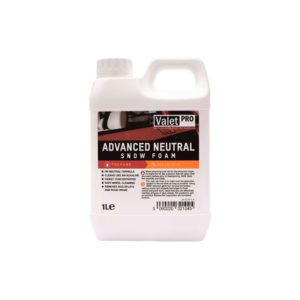 Esipesuaine ValetPRO Advanced Neutral Snow Foam