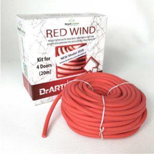 DrArtex RedWind – ovitiivisteen vaimennin – 20m