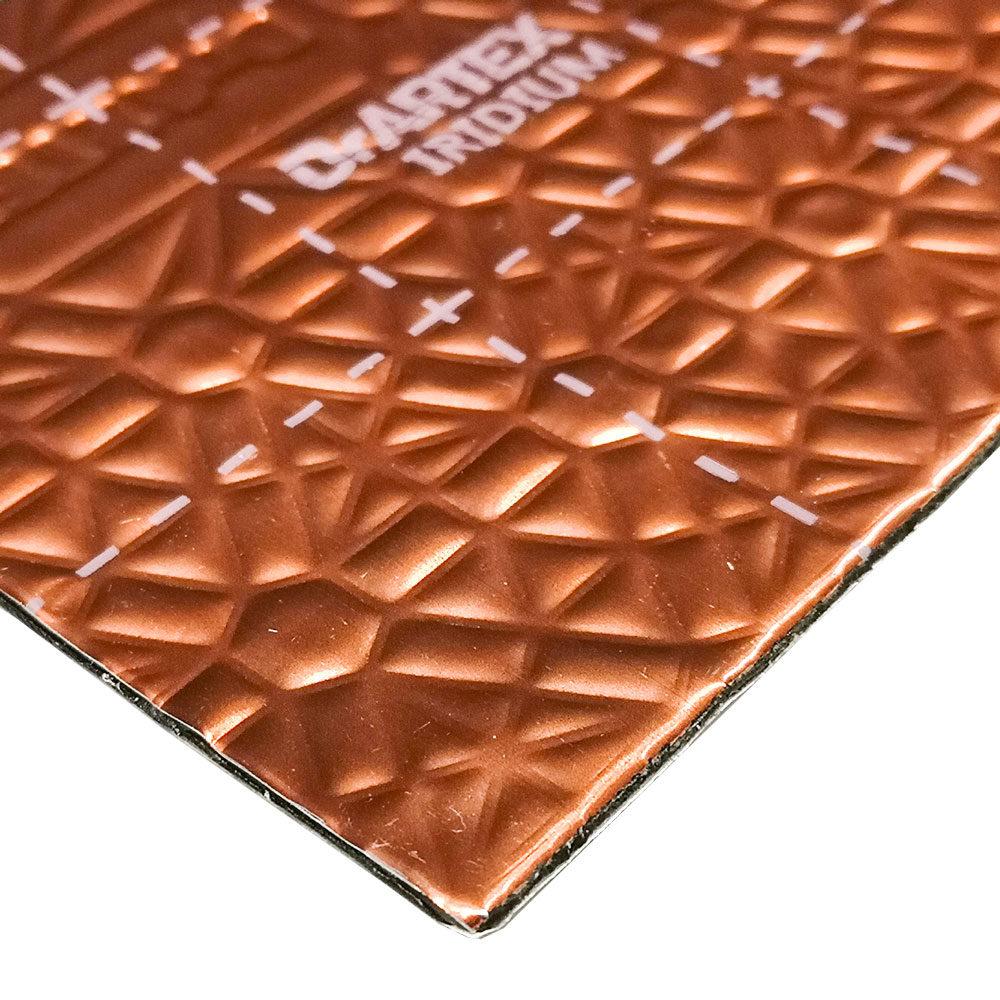 DrArtex Iridium – vaimennuslevy 2,0mm