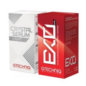 Gtechniq Crystal Serum Light + EXOv4 – 30ml + 30ml