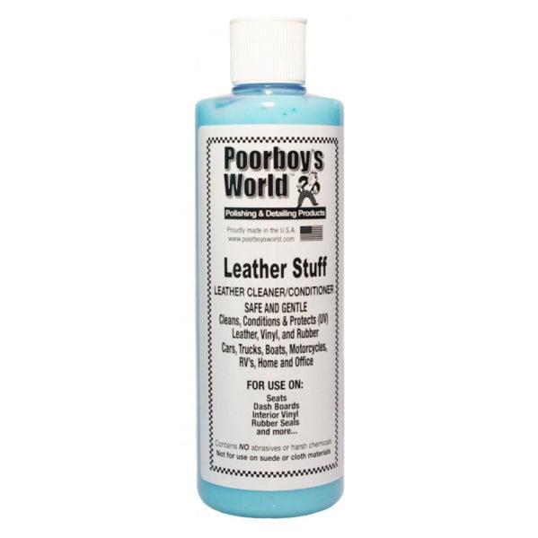 Leather Stuff – Poorboy's World