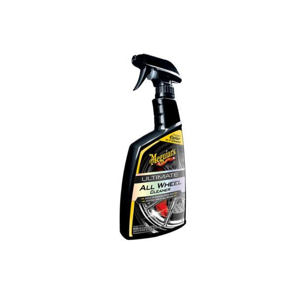 Vanteen puhdistusaine – MEGUIAR'S Ultimate All Wheel Cleaner 709 ml