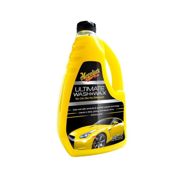 Autoshampoo – MEGUIAR'S Ultimate Wash&Wax vahashampoo 1,42 L