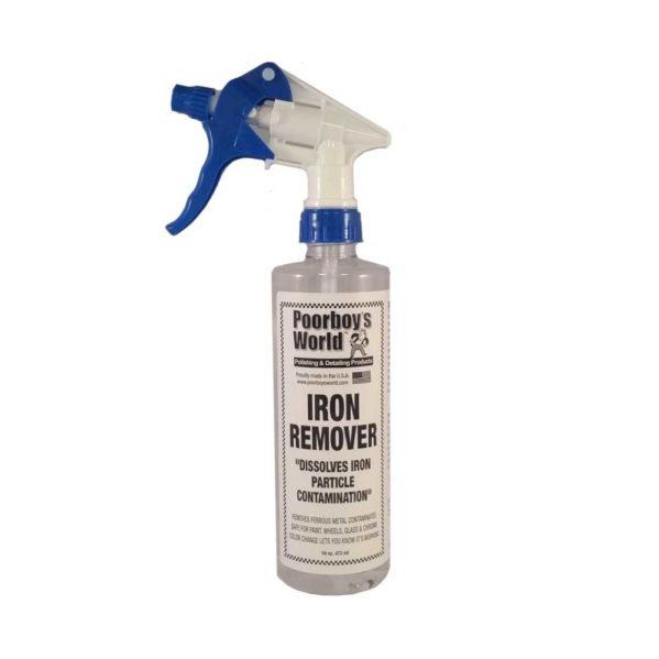 Raudanpoistoaine – Poorboy's World Iron Remover