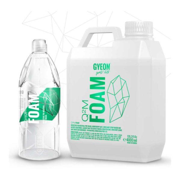 Gyeon Foam Q²M – Esipesuaine