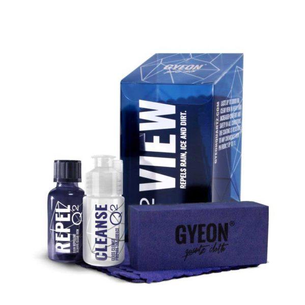 Gyeon View Q² – lasipinnoite