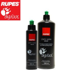 Rupes Quarz Gloss Medium – Kiillotustahna