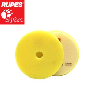 Rupes Yellow Fine Foam Pad – Kiillotuslaikka