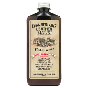 Chamberlain's Leather Milk No.07 – Satulasaippua 355 ml