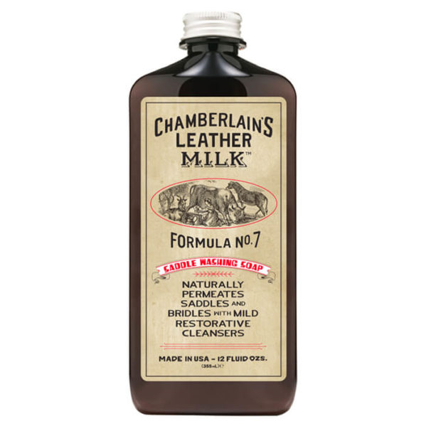 Chamberlain's Leather Milk No.07 – Satulasaippua 355 ml