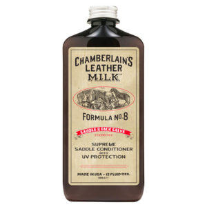 Chamberlain's Leather Milk No.08 – Satula- ja valjasrasva 355 ml