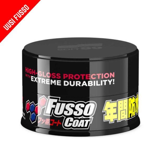 Fusso Coat Black UUSI Soft99 – Autovaha