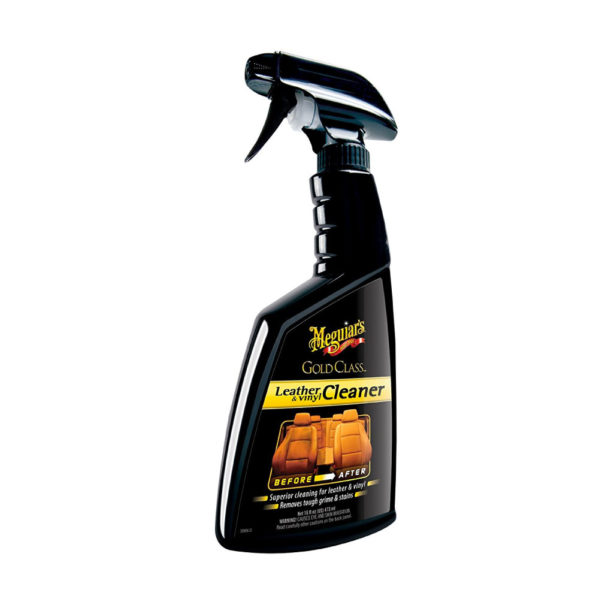 Nahanpuhdistusaine – Meguiar's Gold Class Leather & Vinyl Cleaner 473 ml