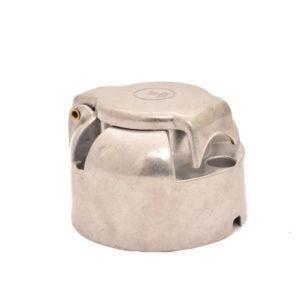 Perävaunun pistorasia, alumiinia