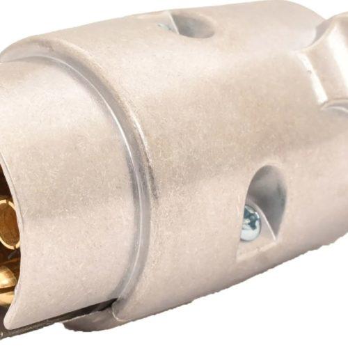 Perävaunun pistotulppa, alumiinia